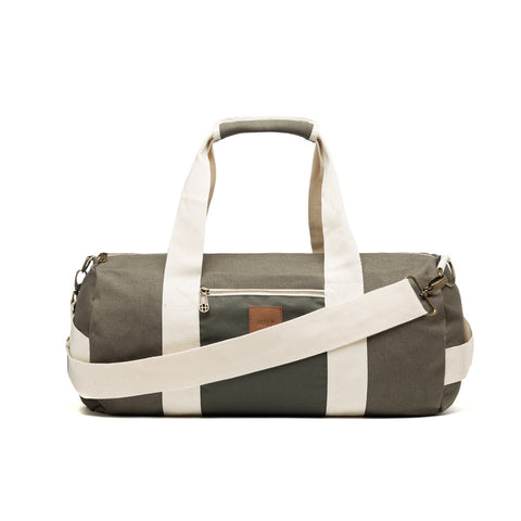 HUF Weekend Olive Duffle Bag / Shop Super Street
