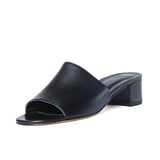 Maryam Nassir Zadeh Sophie Slide Black / Shop Super Street - 4