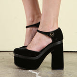 Rochas Platform Mary Jane / Shop Super Street - 2