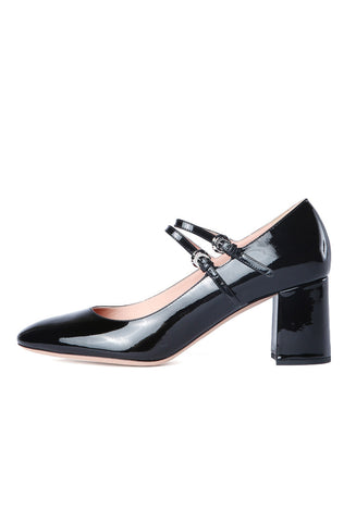 Rochas Double Strap Mary Jane / Shop Super Street - 1