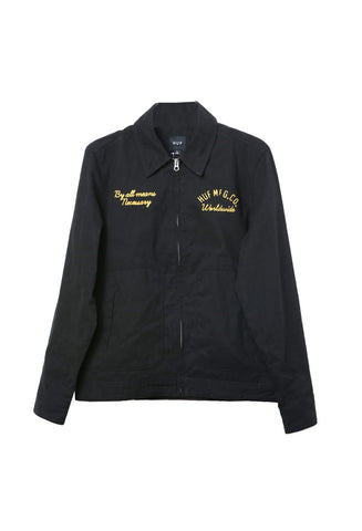 HUF Mechanic Jacket / Shop Super Street - 1