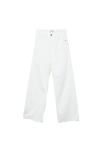 Eve Denim Charlotte White Culotte - PREORDER / Shop Super Street - 1