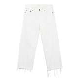 Simon Miller Lamere White Denim / Shop Super Street - 1