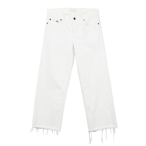 Simon Miller Lamere White Denim / Shop Super Street