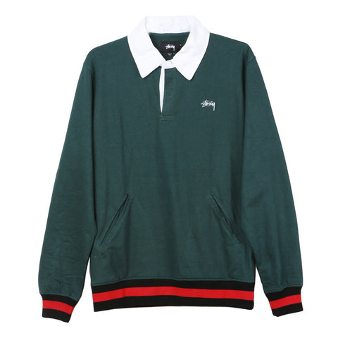 Stussy Pocket Rugby / Shop Super Street - 1