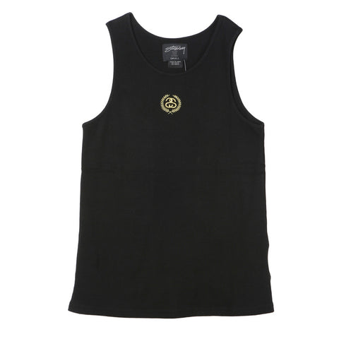 Stussy Boy Beater Black / Shop Super Street - 1