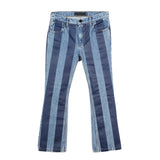 Alexander Wang Striped Trap Jean / Shop Super Street - 1