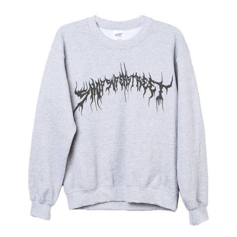 Shop Super Street SSS Grey Sweatshirt / Shop Super Street