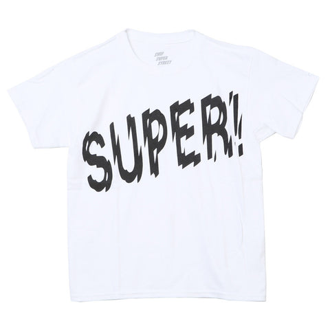 Shop Super Street SSS White 3M Tee / Shop Super Street