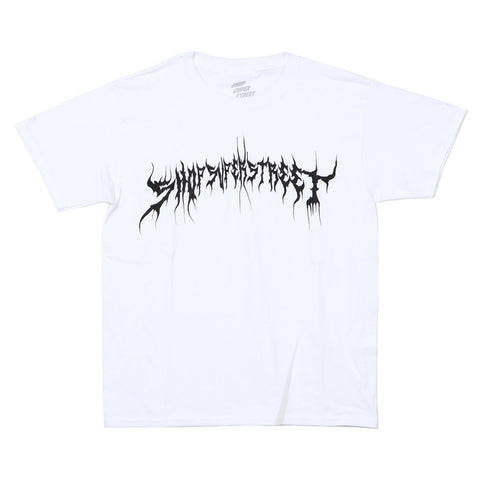 Shop Super Street SSS White Tee / Shop Super Street