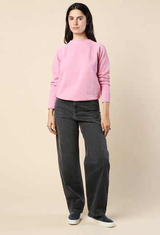 Isabel Marant Billy Pink Sweatshirt / Shop Super Street - 1