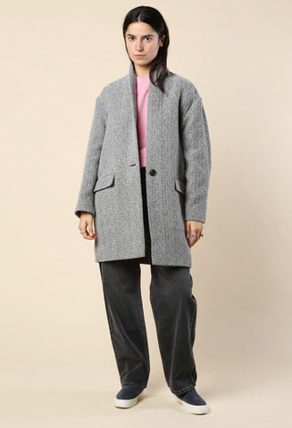 Isabel Marant Edilon Coat / Shop Super Street - 1