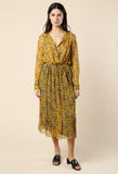 Isabel Marant Baphir Chiffon Dress / Shop Super Street - 2