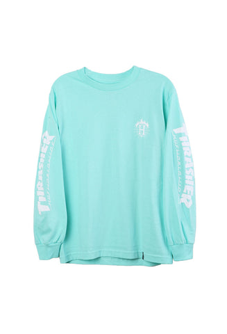 HUF Thrasher TDS Long Sleeve / Shop Super Street - 1