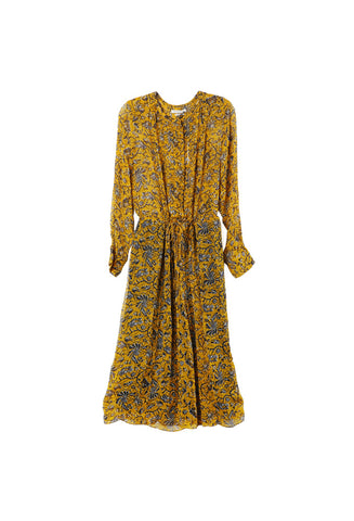 Isabel Marant Baphir Chiffon Dress / Shop Super Street - 1