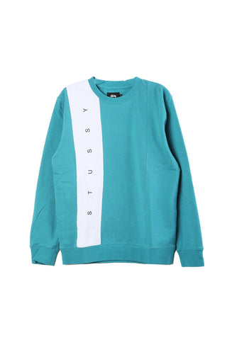 Stussy Paneled Crewneck / Shop Super Street - 1