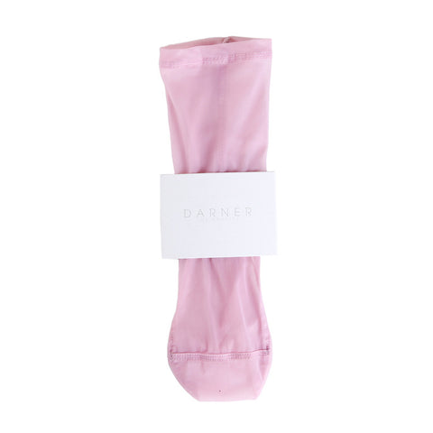 Darner Pink Mesh Sock / Shop Super Street - 1