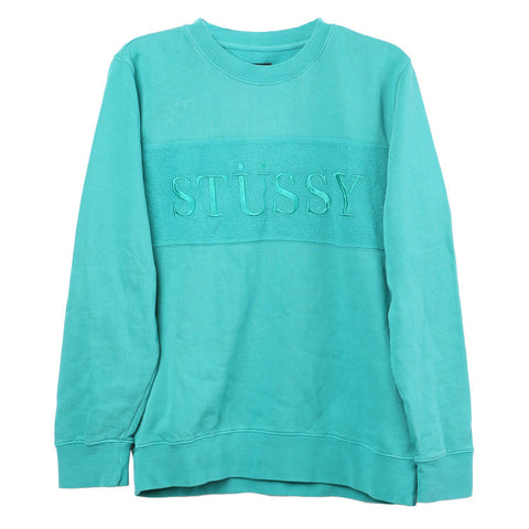 Stussy Panel Crew / Shop Super Street - 1