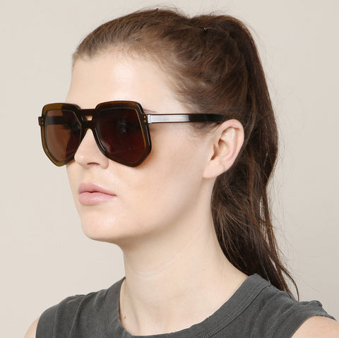 Grey Ant Clip Sunglasses / Shop Super Street - 1