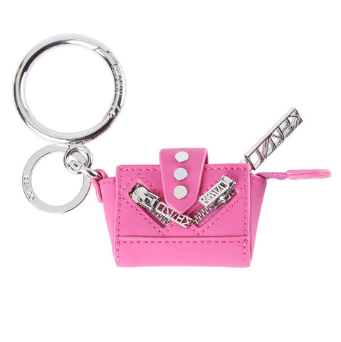 Shop Super Street Fushia Fonce Kenzo Mini Kalifornia Key Chain / Shop Super Street