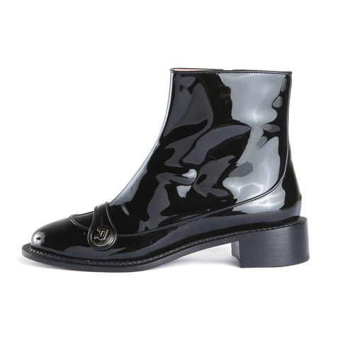 Rochas Patent Leather Boot / Shop Super Street - 1