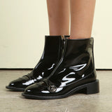 Rochas Patent Leather Boot / Shop Super Street - 3