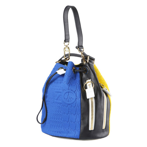 Kenzo Neoprene Stamped Bucket Bag / Shop Super Street - 1