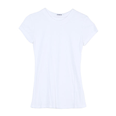 The Fashion Club White Home Crewneck Tee / Shop Super Street - 1