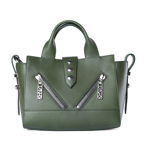 Kenzo Small Olive Kalifornia Bag / Shop Super Street - 1