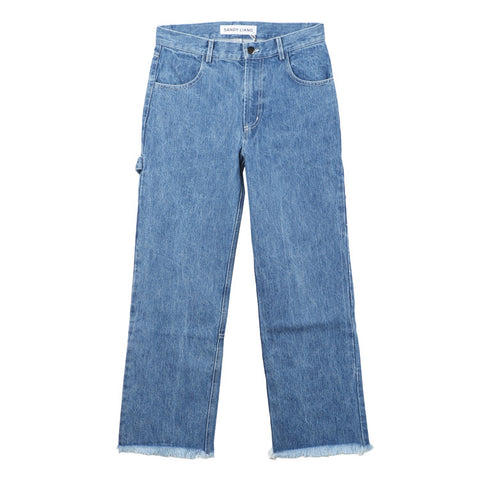 Sandy Liang Grandpa Jeans / Shop Super Street - 1