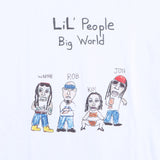Unfortunate Portrait Lil People Big World Crewneck / Shop Super Street - 3