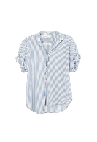 Xirena Striped Channing Shirt / Shop Super Street - 1