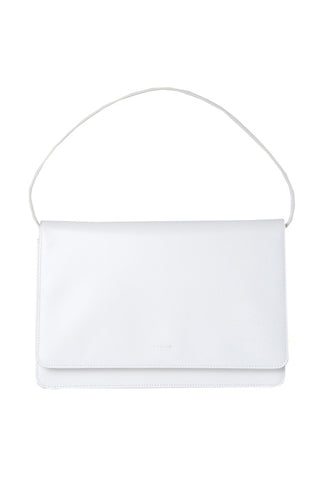 Rochas Short Handle White Lady Bag / Shop Super Street - 1