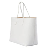 Rochas Grey Pebble Tote / Shop Super Street - 3