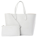 Rochas Grey Pebble Tote / Shop Super Street - 4