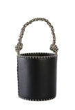 Nia Bucket Bag Black