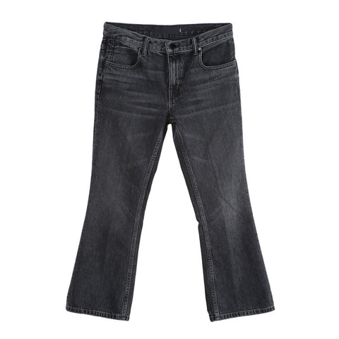 Alexander Wang Grey Aged Trap Jean / Shop Super Street - 1