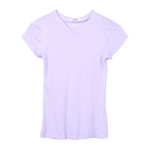 The Fashion Club Faded Purple Home Crewneck Tee / Shop Super Street - 1