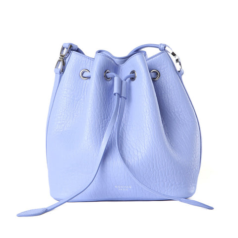 Rochas Lilac Bucket Bag / Shop Super Street - 1