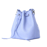 Rochas Lilac Bucket Bag / Shop Super Street - 3