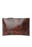 Rochas Lizard Clutch / Shop Super Street - 1