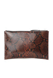 Rochas Lizard Clutch / Shop Super Street - 4