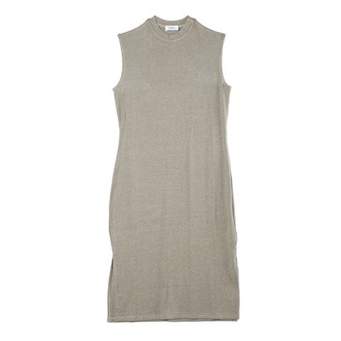 Nomia Ribbed Mockneck Dress / Shop Super Street - 1