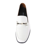 Newbark Melanie White Loafer / Shop Super Street - 5