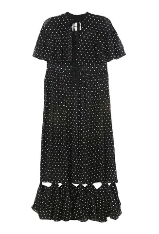 Bic Polka Dot Dress
