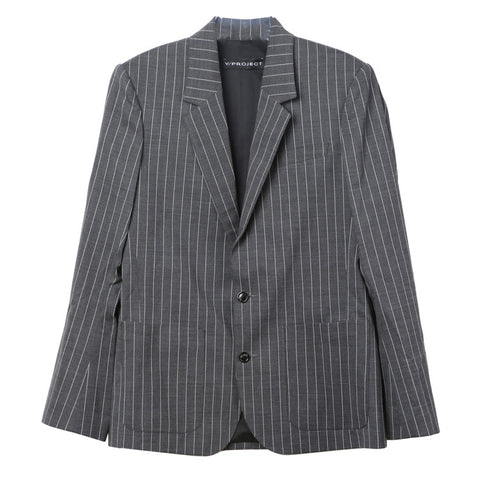 Y Project Pinstripe Blazer / Shop Super Street - 1