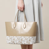 Rochas Lace Tote Bag / Shop Super Street - 2