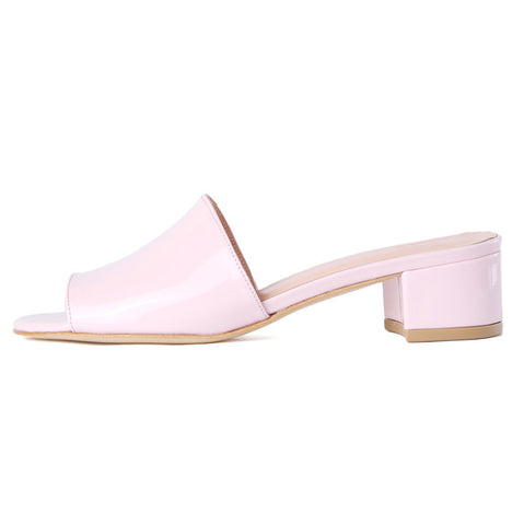 Maryam Nassir Zadeh Sophie Slide Bubblegum / Shop Super Street - 1