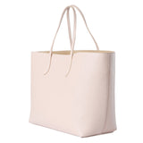 Rochas Beige Pebble Tote / Shop Super Street - 4