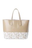 Rochas Lace Tote Bag / Shop Super Street - 1